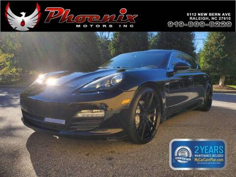 2012 Porsche Panamera for sale at Phoenix Motors Inc in Raleigh NC