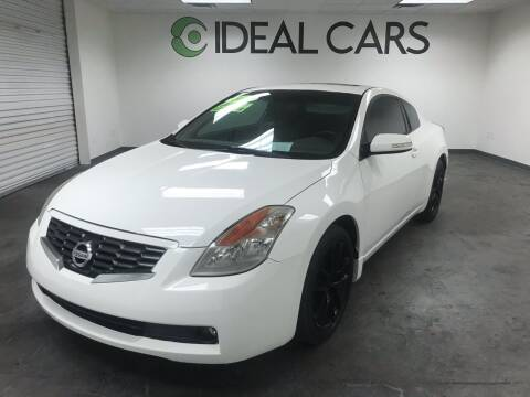 2009 Nissan Altima for sale at Ideal Cars in Mesa AZ