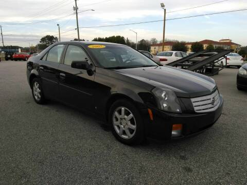 2007 Cadillac CTS for sale at Kelly & Kelly Supermarket of Cars in Fayetteville NC