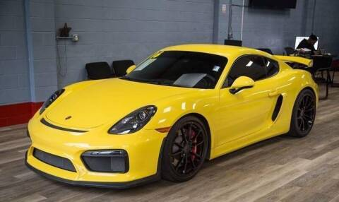 2016 Porsche Cayman for sale at The Car Store in Milford MA
