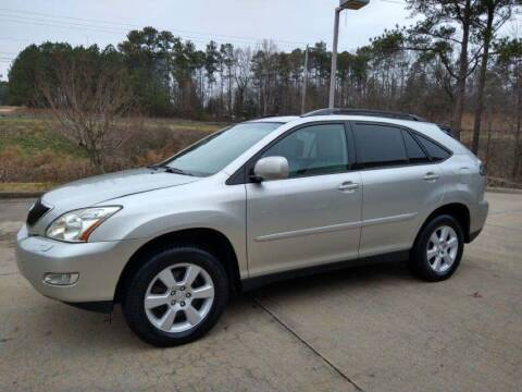 2006 Lexus RX 330 for sale at A&Q Auto Sales in Gainesville GA