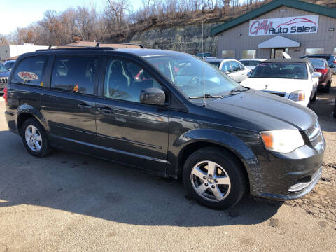 2012 Dodge Grand Caravan for sale at Gilly's Auto Sales in Rochester MN