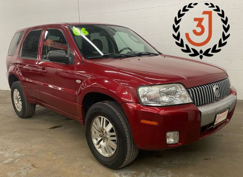 2006 Mercury Mariner for sale at 3 J Auto Sales Inc in Arlington Heights IL