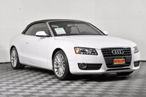 2010 Audi A5 for sale at Washington Auto Credit in Puyallup WA
