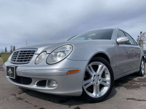 2005 Mercedes-Benz E-Class for sale at LUXURY IMPORTS in Hermantown MN