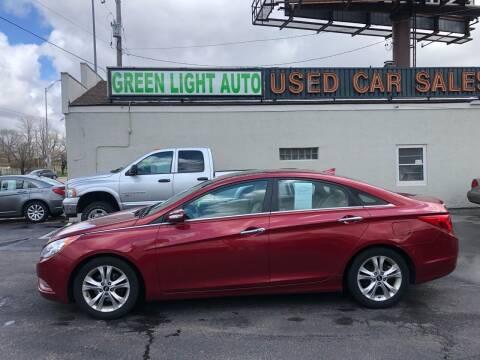 2011 Hyundai Sonata for sale at Green Light Auto in Sioux Falls SD