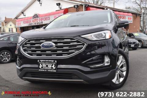 2019 Ford Edge for sale at www.onlycarsnj.net in Irvington NJ