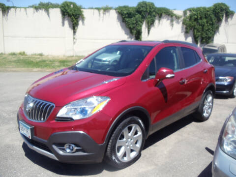 2015 Buick Encore for sale at Metro Motor Sales in Minneapolis MN