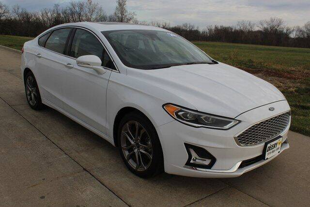 2020 Ford Fusion Hybrid for sale in Pleasant Hill, IA