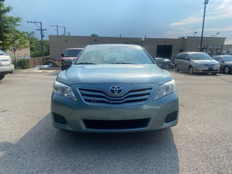 2010 Toyota Camry for sale at Platinum Cars Exchange in Downers Grove IL