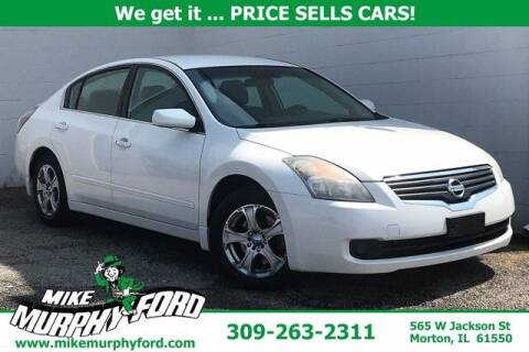 2008 Nissan Altima for sale at Mike Murphy Ford in Morton IL