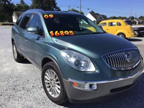 2009 Buick Enclave for sale at K & E Auto Sales in Ardmore AL