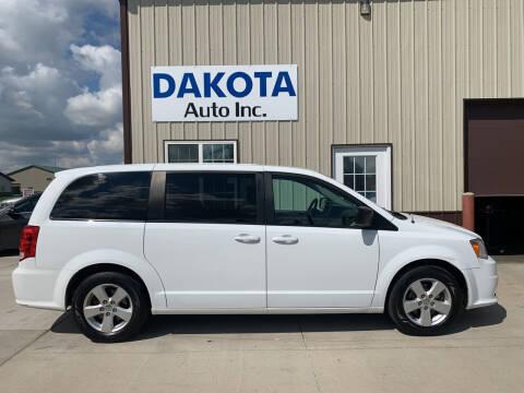 2018 Dodge Grand Caravan for sale at Dakota Auto Inc. in Dakota City NE