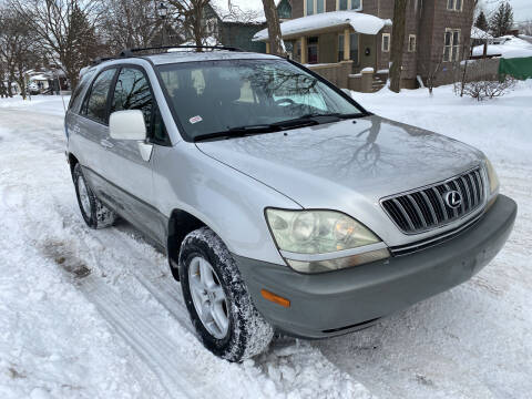 2001 Lexus RX 300 for sale at RIVER AUTO SALES CORP in Maywood IL