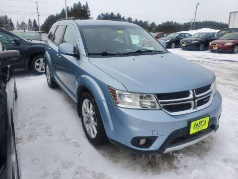 2013 Dodge Journey for sale at Jeff's Sales & Service in Presque Isle ME