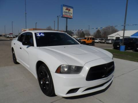 2014 Dodge Charger for sale at America Auto Inc in South Sioux City NE