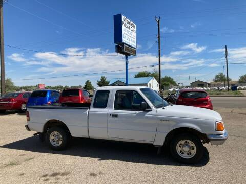 1996 Ford Ranger for sale at AFFORDABLY PRICED CARS LLC in Mountain Home ID