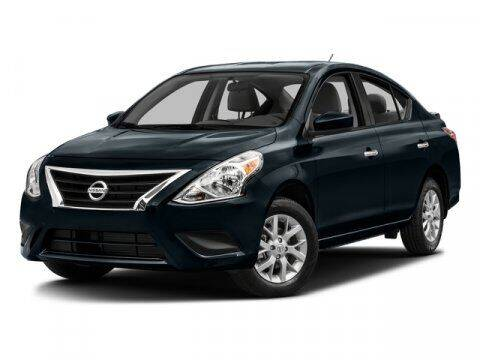 2017 Nissan Versa for sale at Southeast Autoplex in Pearl MS