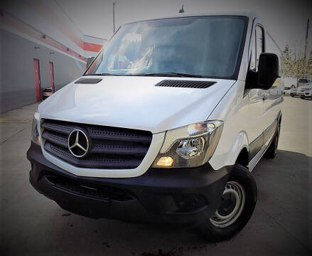 2016 Mercedes-Benz Sprinter Cargo for sale at A1 Group Inc in Portland OR