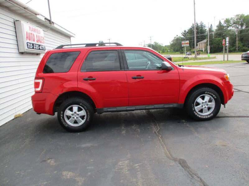 2009 Ford Escape for sale at Plainfield Auto Sales, LLC in Plainfield WI