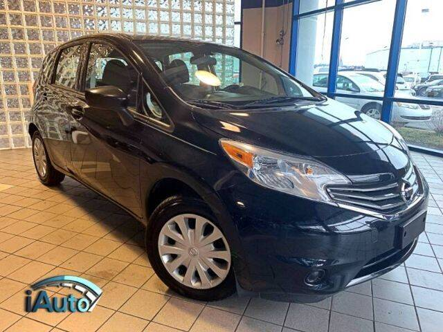 2016 Nissan Versa Note for sale at iAuto in Cincinnati OH