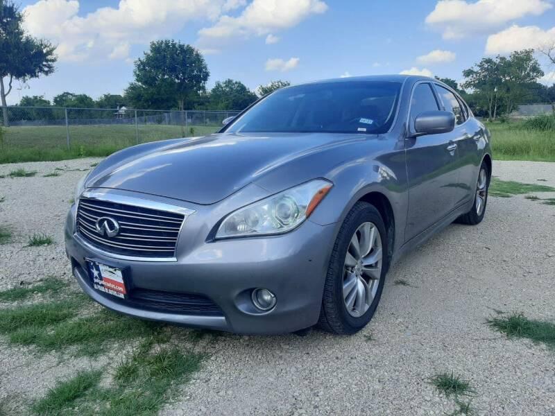 2012 Infiniti M37 for sale in Dallas, TX