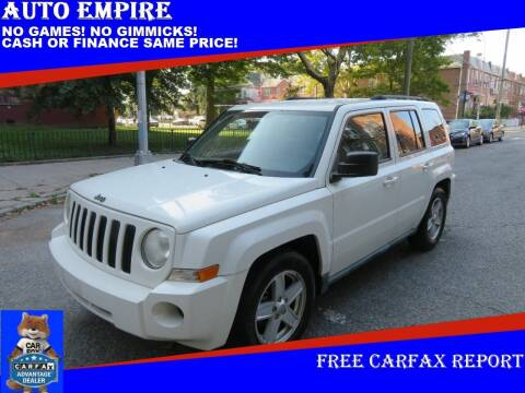 2010 Jeep Patriot for sale at Auto Empire in Brooklyn NY