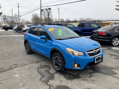 2017 Subaru Crosstrek for sale at JERRY SIMON AUTO SALES in Cambridge NY