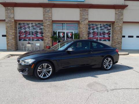 2014 BMW 4 Series for sale at Iconic Motors of Oklahoma City, LLC in Oklahoma City OK
