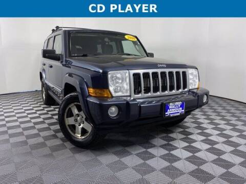 2010 Jeep Commander for sale at GotJobNeedCar.com in Alliance OH