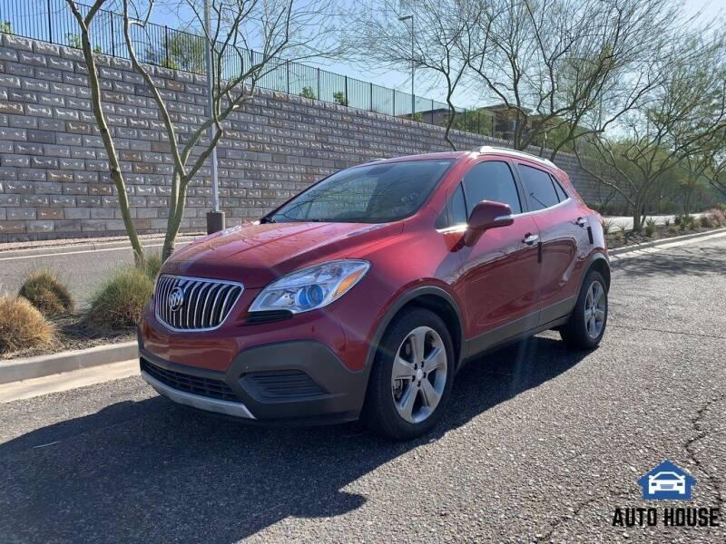 2014 Buick Encore for sale at AUTO HOUSE TEMPE in Tempe AZ