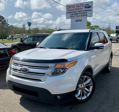 2013 Ford Explorer for sale at Drive Auto Sales & Service, LLC. in North Charleston SC