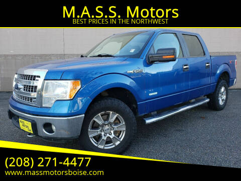 2014 Ford F-150 for sale at M.A.S.S. Motors in Boise ID