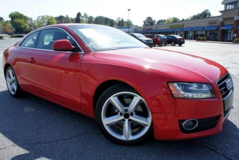 2009 Audi A5 for sale at CU Carfinders in Norcross GA