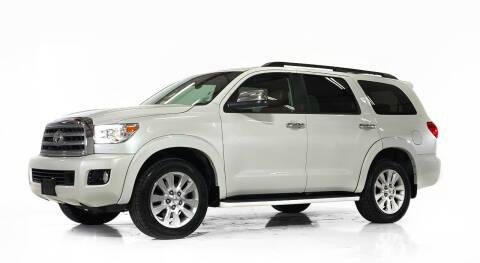 2012 Toyota Sequoia for sale at Houston Auto Credit in Houston TX
