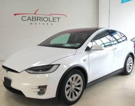2016 Tesla Model X for sale at Cabriolet Motors in Morrisville NC