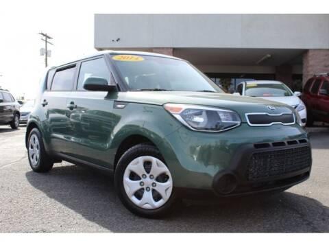 2014 Kia Soul for sale at Jay Auto Sales in Tucson AZ