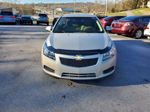 2011 Chevrolet Cruze for sale at DISCOUNT AUTO SALES in Johnson City TN