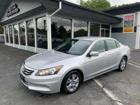 2011 Honda Accord for sale at Prestige Pre - Owned Motors in New Windsor NY