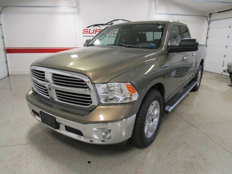 2015 RAM Ram Pickup 1500 for sale at Superior Auto Sales in New Windsor NY