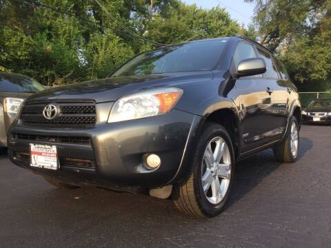 2007 Toyota RAV4 for sale at Auto Outpost-North, Inc. in McHenry IL