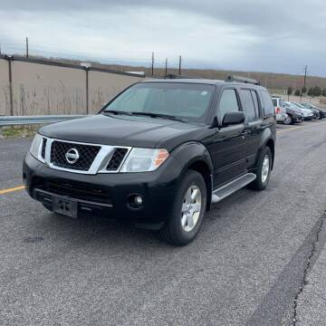 2012 Nissan Pathfinder for sale at MBM Auto Sales and Service in East Sandwich MA