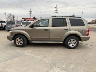 2004 Dodge Durango for sale at J & S Auto in Downs KS