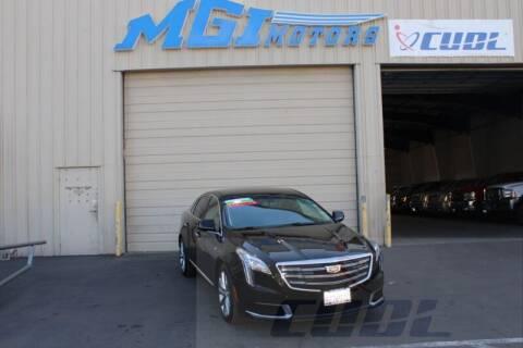 2018 Cadillac XTS Pro for sale at MGI Motors in Sacramento CA