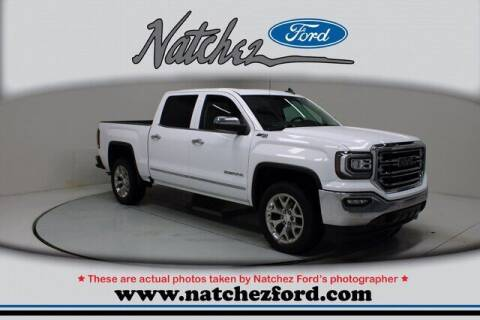 2018 GMC Sierra 1500 for sale at Auto Group South - Natchez Ford Lincoln in Natchez MS