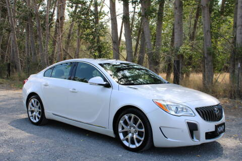 2016 Buick Regal for sale at Northwest Premier Auto Sales in West Richland WA