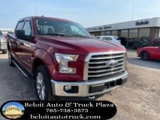 2017 Ford F-150 for sale at BELOIT AUTO & TRUCK PLAZA INC in Beloit KS
