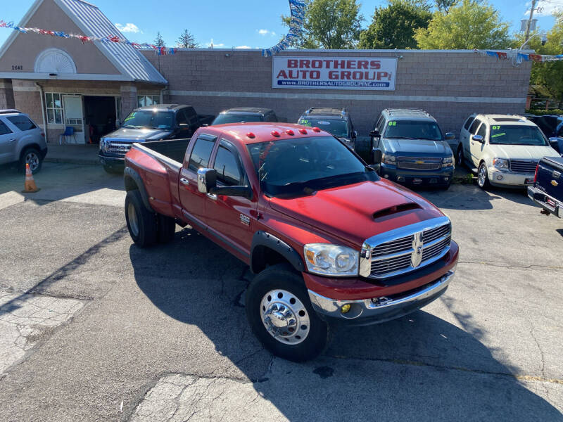 2007 Dodge Ram Pickup 3500 for sale at Brothers Auto Group in Youngstown OH