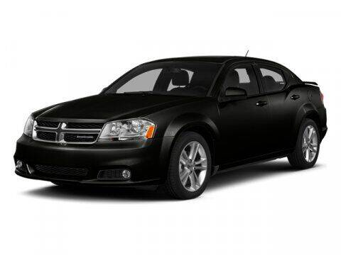 2014 Dodge Avenger for sale at HILAND TOYOTA in Moline IL