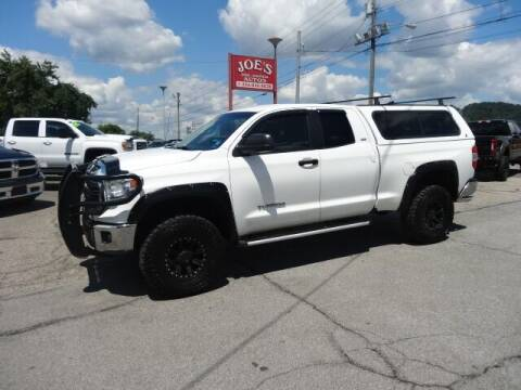 2014 Toyota Tundra for sale at Joe's Preowned Autos in Moundsville WV